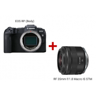 EOS RP (Body) + RF35mm f/1.8 MACRO IS STM