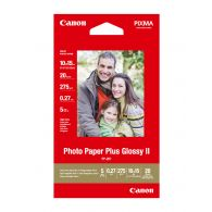 "Canon PP-201 4""X6"" Photo Paper Plus Glossy 20 Sheets 275g/m2"