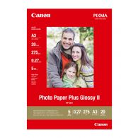 Canon PP-201 A3 Photo Paper Plus Glossy 20 Sheets 275g/m2