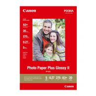 [By-Order] Canon PP-201 A3+ Photo Paper Plus Glossy 20 Sheets 275g /m2