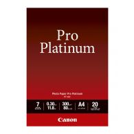 [By-Order] Canon PT-101 Photo Paper Pro Platinum 20 Sheets 300g/m2-A4