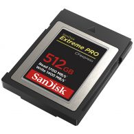 SanDisk CFExpress Card 512GB (SDCFE4NN-512GR)