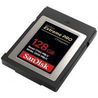 SanDisk CFExpress Card 128GB (SDCFE4NN-128GR)