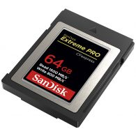 SanDisk CFExpress Card 64GB (SDCFE4NN-064GR)