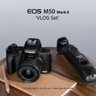 EOS M50 Mark II VLOG SET
