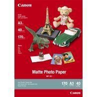 Canon MP-101 Matte Photo Paper 40 Sheets 170/m2-A3