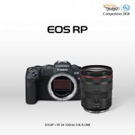 EOS RP kit RF 24-105mm f/4L