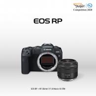 EOS RP kit RF 35mm f/1.8 Macro