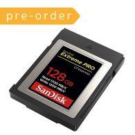 [Pre-Order] SanDisk CFExpress Card 128GB (SDCFE4NN-128GR)