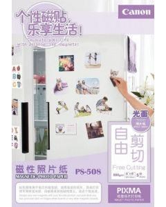 Canon PS-508 Photo Sticker 5 Sheets 690g/m2-4*6
