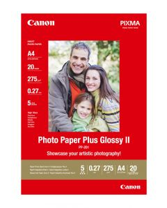 Canon PP-201 A4 Photo Paper Plus Glossy 20 Sheets 275g/m2