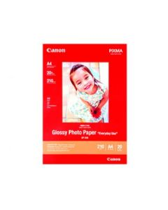 "Canon GP-508 Glossy Photo Paper "" Everyday Use"" 20 Sheets 210g/m2-A4"