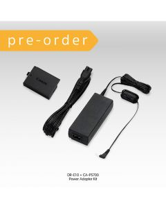 [Pre-Order] DR-E10 + CA-PS700 Power Adapter Kit