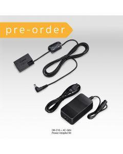 [Pre-Order] DR-E18 + AC-E6N Power Adapter Kit
