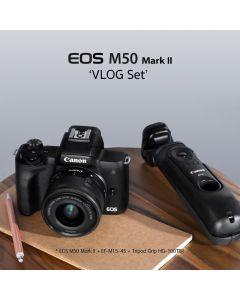 EOS M50 Mark II VLOG SET