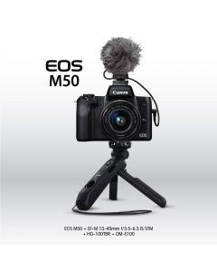 EOS M50 VLOG SET