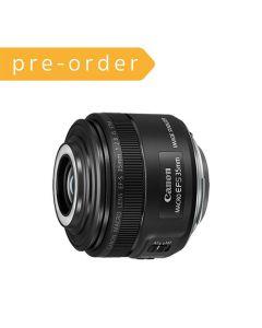 [Pre-Order] EF-S 35mm f/2.8 Macro IS STM