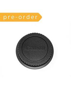 [Pre Order] LENS DUST CAP E (for EF lenses)