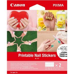 Canon NL-101 (2 Sheet) Nail Stickers